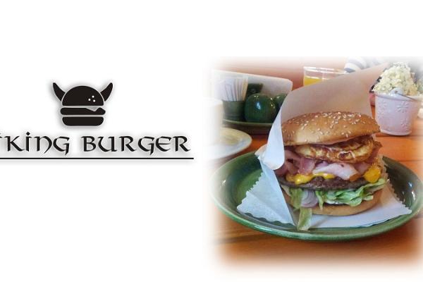 Viking Burger Salmel
