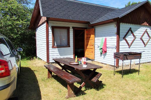 Camping Houses of the Sõrve Tourism Farm