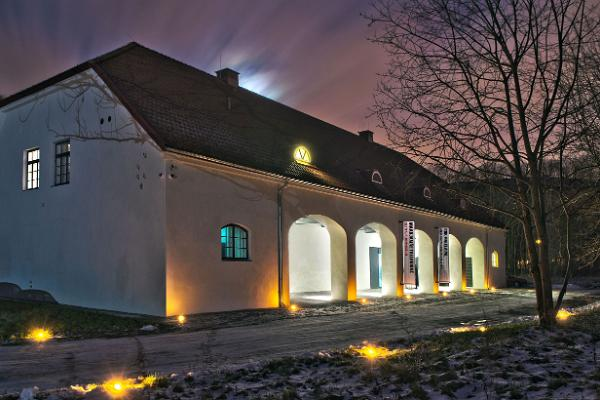 Estonian History Museum. Stable of Maarjamäe palace