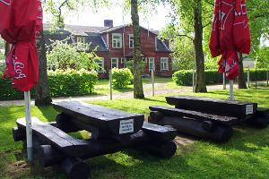Caféet på TÜ College