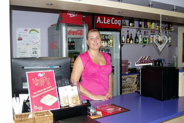 Café des Kollegs der Tartuer Universität