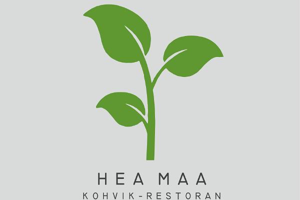 "Café & Restaurant ""Hea maa"" (dt. Gutes Land)"