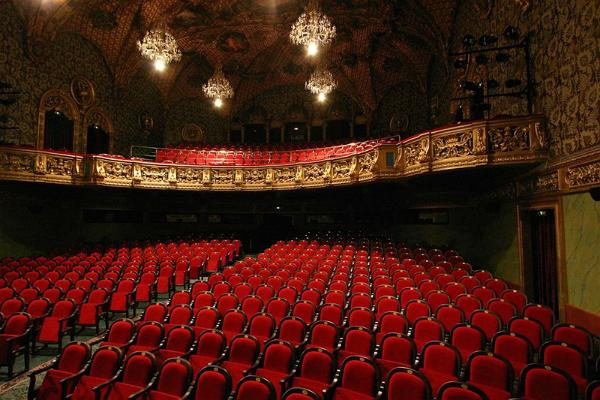 Conference rooms of Russian Theatre