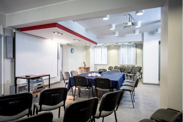 Seminar room of the Estonian Mining Museum