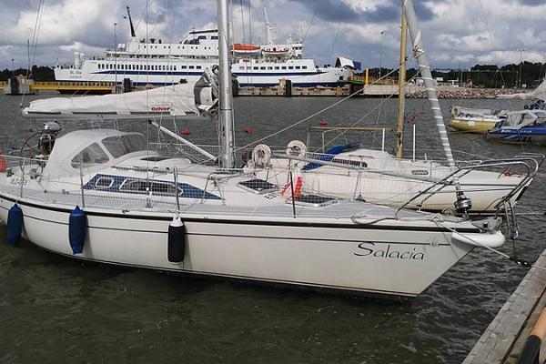 Sailing holiday on Haapsalu Bay