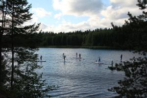 Kõrvemaa SUP - stand up paddle surfing, stand up paddle surfing tours, SUP fitness and SUP yoga