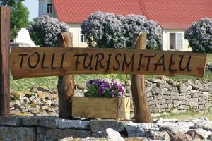 Tolli Tourist Farm on the Island of Vilsandi