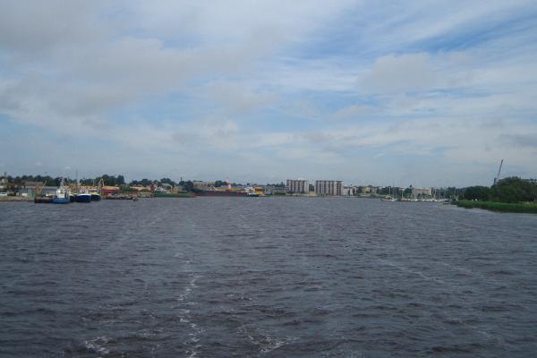 Purjehdimme Pärnusta Ruhnun saarelle lomailemaan!