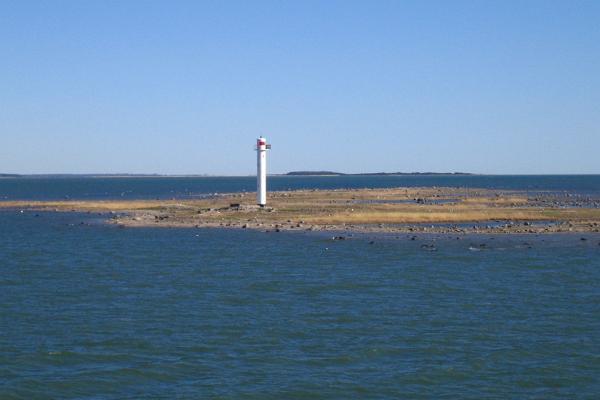 Let's sail from Haapsalu to Hiiumaa!