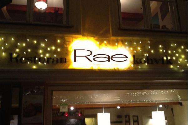 Kahvila-ravintola Rae