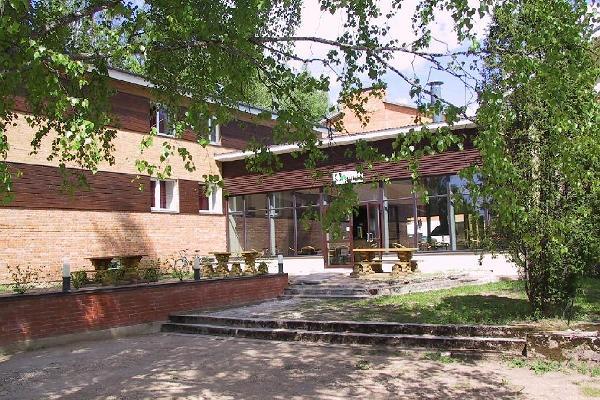 Отель при Спортивном центре Кяэрику