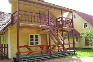 Vierasmaja Rõuge Suurjärve Külalistemaja