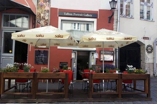 """Restaurant """"Pulcinella"""""""