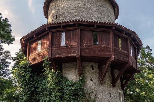 Kiiu Vassal Stronghold, or the Kiiu Tower