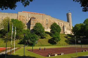 Slottet på Domberget