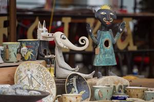 Ceramics Studio at Masters