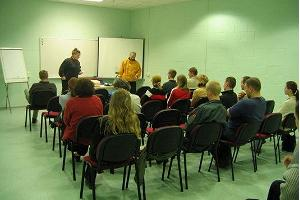 Kuressaare Sports Centre seminar rooms