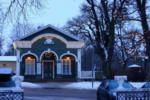 Museum und Bibliothek des Parks von Kadriorg (dt. Katharinenthal)