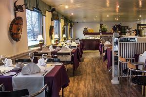 "Restaurant ""Vana Mõõk"" (dt. Altes Schwert) im Hestia Hotel Susi"