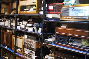 Riho Laanese raadiote püsinäitus
