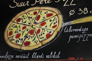 Kreenholmi Pizza&Cafe