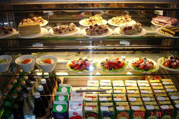 Кафе Kreenholmi Pizza&Cafe