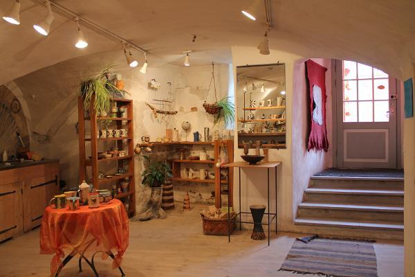 Ceramics Hall of Mihkli Gild