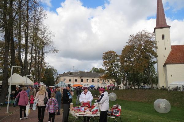 "Autumn fair ""Jõhvi Mihklilaat"""
