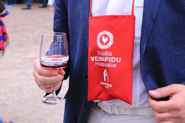 Italiensk vinfest