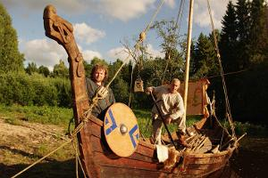 Viking Village tour