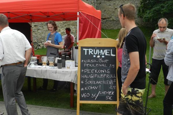 """Street Food Festival """"Maitsete Promenaad"""" (dt. Promenade der Geschmacksrichtungen)"""