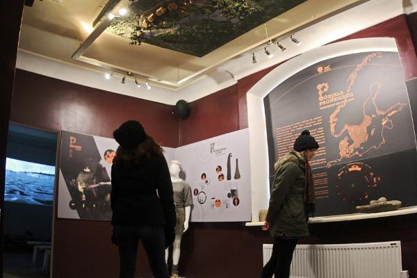 Museum för Rebala minnesskydsområde