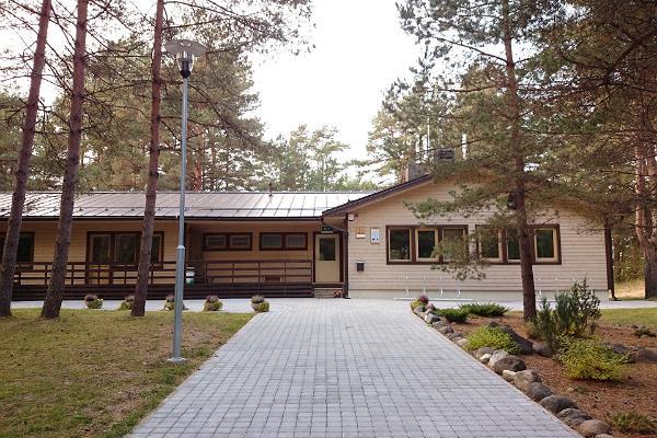 Erholungsbereich des Kreises Pärnu und Naturzentrum Kabli