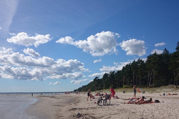 Пляж Валгеранна