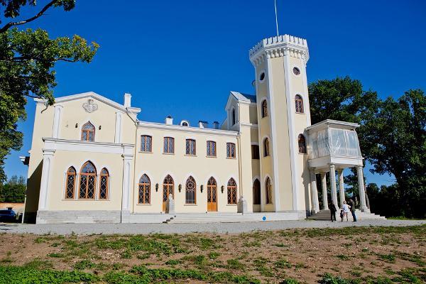 Keila-Joa Manor and Schloss Fall Museum