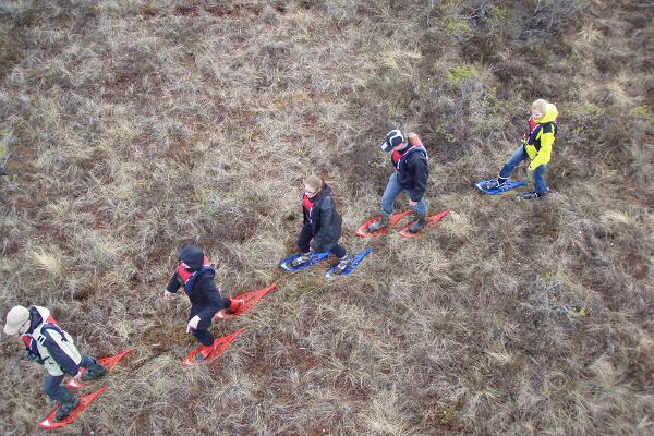 Seikle Vabaks viib avastama Soomaa Rahvusparki! Matkame jalgsi, räätsade, kanuu või kajakiga!