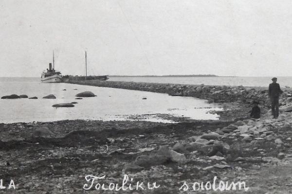 Taaliku sadam ja supelrand