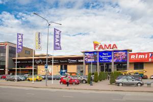 Fama centre, Narva