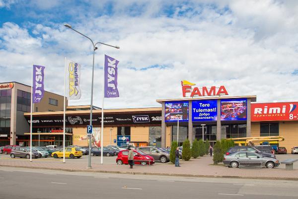 Fama centrs Narvā
