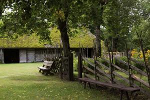 Mihkli Gårdsmuseum på Ösel