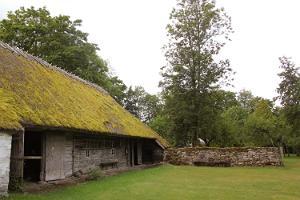 Bauernhofmuseum Mihkli auf Saaremaa