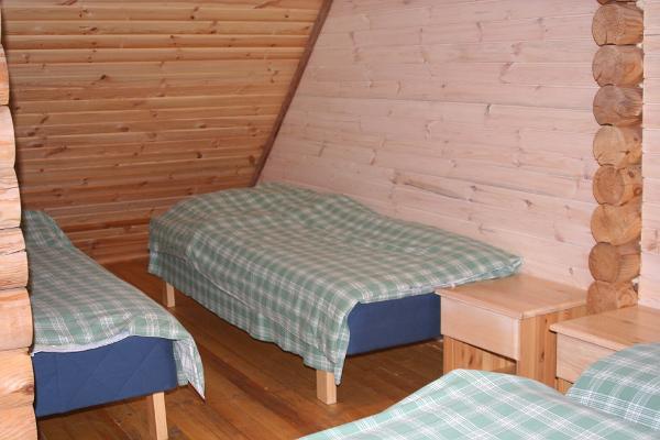 Ski and sauna session in Kõrvemaa