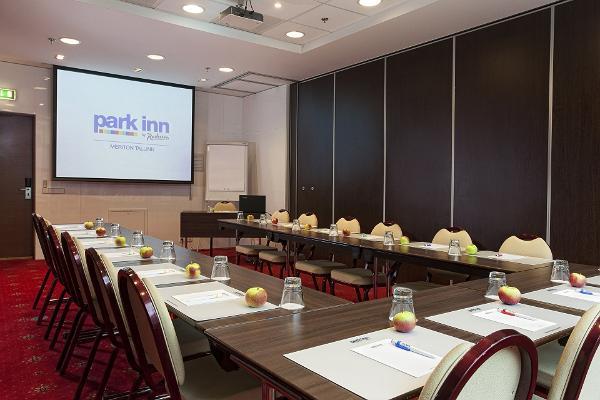 Conference rooms of Park Inn by Radisson Meriton Tallinn