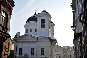 Церковь Святителя Николая Чудотворца в Таллинне