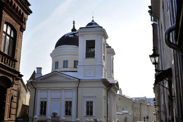 Kirche des Heiligen Bischofs Nikolaus