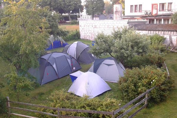 Esplanaadi camping site