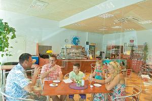 Кафе Näki в водном центре «Вярска»