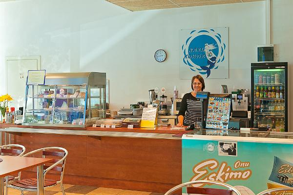 Näki kohvik Värska veekeskuses