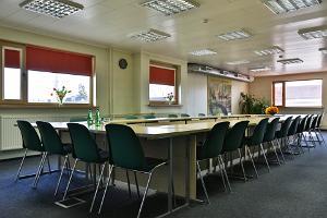 Bright seminar rooms at Hotel Pesa in Põlva