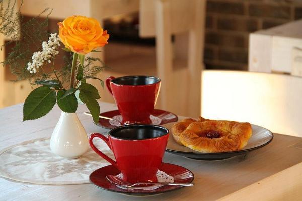 Кафе деревянного амбара Авинурме